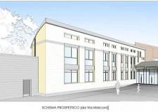 Ravenna. Partiti i lavori per l'ampliamento della scuola Randi, nuove aule pronto per il prossimo anno scolastico.