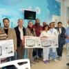 Cesena. Donazioni. Nove televisori in dono alla Chirurgia Maxillo-Facciale Otorinolaringoiatrica dell'ospedale Bufalini.