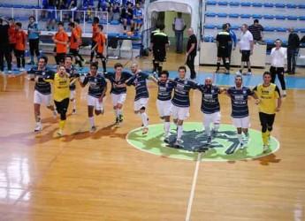 Faenza. Calcio a 5. Primo posto in classifica per i ragazzi del Faventia. Goleada al Città di Mestre, in gol anche il portiere.