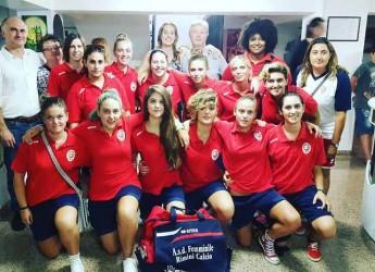 Rimini. Le ragazze della Femminile Rimini Calcio stecca la prima. Sconfitta dallo United F07.