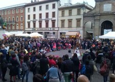 Rimini. Successo di partecipanti alla 'festa delle famiglie. Appuntamento del ricco cartellone del 'Mese delle famiglie'.