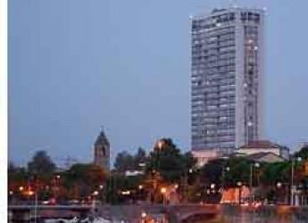 Rimini. Una svolta sostenibile per la città. SGR al lavoro per rendere il 'grattacielo' più green.