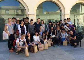Forlimpopoli. Studenti in vista a Casa Artusi da Giappone, Taiwan, Brasile, Croazia e Francia.