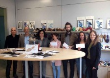 San Mauro Pascoli. Giglioli e Cercal Lab: 2mila euro per l'estro giovanile nel 'Laboratorio Creativo'. I mille euro vanno a Agnese Riva.