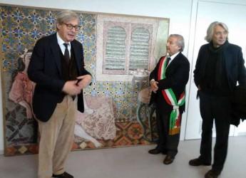 Ravenna. Dalla città gli auguri di pronta guarigione per Vittorio Sgarbi dopo l'intervento d'urgenza al cuore.