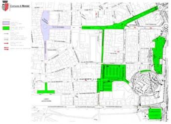 Rimini. Oggi il primo giorno della nuova 'Area Grandi Mercati Cittadini'. Al debutto la dislocazione del mercato ambulante.