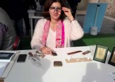 Rimini. L'orafa riminese Maria Luisa Palazzo ha esposto le sue collezioni a Milano a palazzo Giureconsulti.