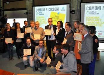 Emilia Romagna. Parma. Legambiente premia i comuni virtuosi nel ridurre il rifiuto e recuperare le materia per un'economia circolare.