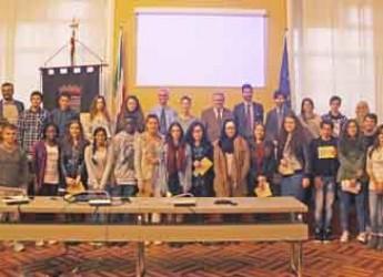 Cesena. Consegnate le 55 borse di studio intitolate alla memoria di Federico Valzania.