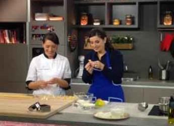 Forlimpopoli. La scuola dii cucina di Casa Artusi protagonista nella televisione svizzera alla trasmissione 'Cuochi d'artificio'.