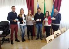 Morciano.Il Leo Club Valle del Conca dona 480 buoni pasto ai bimbi della scuole materne.