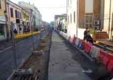 Rimini. Una nuova pista ciclabile per il Borgo Sant'Andrea. La chiusura dei lavori per i primi di dicembre.