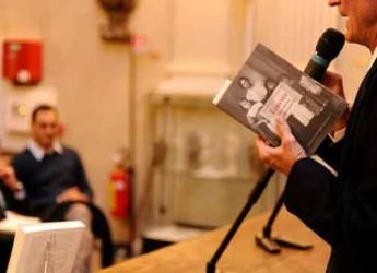 Bagnara di Romagna. Everisto Campomori ha presentato il suo romanzo 'Ernesta una donna tra le due guerre'.