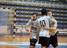 Faenza. Calcio a 5. Al Faventia non riesce l'impresa di sconfiggere il Vicenza imbattuto al PalaVillanova.