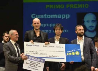 Rimini. Tutto pronto per il gran finale della 14ma edizione della business plan competition 'Nuove idee nuove imprese'.