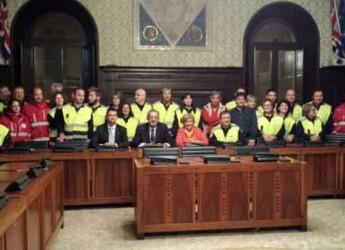 Ravenna. Il comune ringrazia i volontari dell'associazione Mistral, Croce Rossa e del dormitorio Il Re di Girgenti.