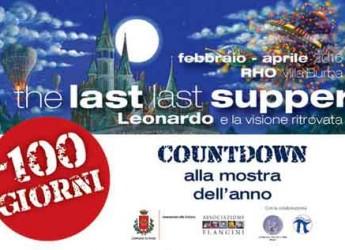 MIlano. Mancano poco più di due mesi all'inaugurazione della mostra 2.0 'The last last supper_Leonardo e la visione ritrovata'.