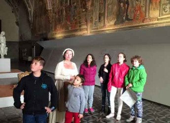 Siena. Siena francigena. Primo trekking urbano sulle orme degli antichi pellegrini dedicato agli under 11.