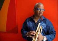 Bologna. Il trombettista Terence Blanchard ospite all'Unipol Auditorium per il Bologna Jazz Festival.