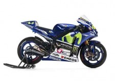 Cesena. A Ruotando Show la moto di Valentino Rossi con in numero 46. I fan sono avvisati.