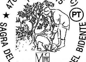 Cusercoli. Uno speciale annullo postale per la Sagra del tartufo bianco del Bidente.