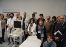 Cesena. Malattie Reumatiche, donato ecografo del valore di oltre 18 mila euro all'ospedale Bufalini.
