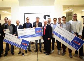 Rimini. 'Nuove idee nuove imprese', premiati i primi classificati della 14ma edizione della business plan competition.