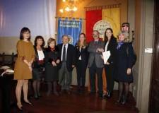 Ravenna. Il Soroptimist premia due lauree, una sulla Classense una su Ravenna nel grand tour.