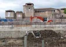Rimini. Teatro Galli: a pieno ritmo proseguono i lavori, ormai verso la conclusione gli scavi archeologici.