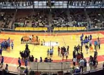 Rimini. Al primo torneo di minivolley della stagione 220 bambini hanno giocato al Flaminio.