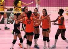 Forlì. Primo posto in solitaria per le ragazze della Volley 2002 che vincono contro le leonesse di Rovigo.
