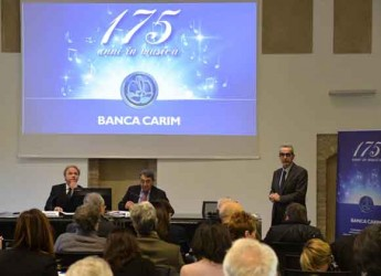Rimini. 175 anni di Banca Carim. Un ricco calendario musicale dedicato alla città e ai suoi talenti.