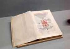 Rimini. Inaugurata oggi la mostra 'Parola si è fatta carne. Bibbie antiche delle Biblioteche riminesi'.