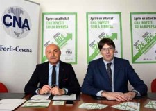 Forlì-Cesena. CNA investe sulla ripresa: lanciata la nuova campagna e costituisce un plafond dedicato.