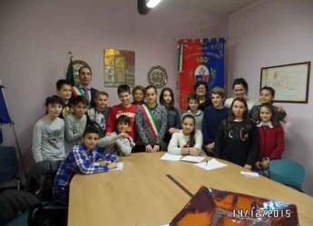 Sant'Agata sul Santerno. Insediato il Consiglio dei ragazzi formato da studenti delle scuole primarie e secondarie.