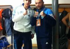 San Marino. Boxe. Il pugile Diego Frisoni sconfitto 'ingiustamente' a Guastalla.