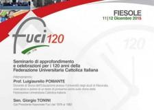 Roma. La Federazione Universitaria Cattolica Italiana celebra i 120 anni di attività a Fiesole.