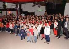 Forlì. Oltre 500 persone alla grande festa degli auguri di For Sport. Estratti i biglietti vincitori.