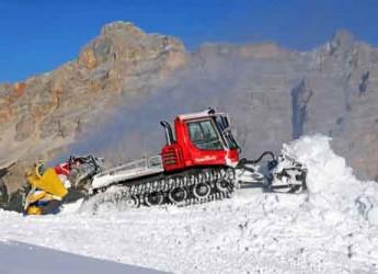 Italia. In Alta Badia si scia 'No limits', da domani agibili ben 90 Km di piste.