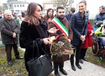 Lugo. A Bizzuno inaugurato il rinnovato centro civico nella struttura delle ex scuole di piazza del Parco.