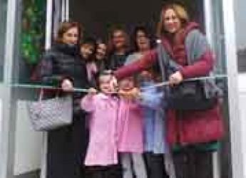 Rimini. Inaugurate le due nuove classi di materna all'interno della scuola Ferrari.