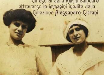 Rimini. 'La prima stagione', una mostra fotografica con immagini inedite della collezione di Alessandro Catrani.