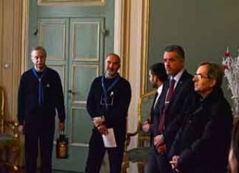 Cesena. A Palazzo Albornoz torna a brillare la Luce della Pace di Betlemme.