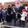 Lugo. Grande festa per l'inaugurazione del Rinnovato Pavaglione. Presente il presidente della Regione Stefano Bonaccini.