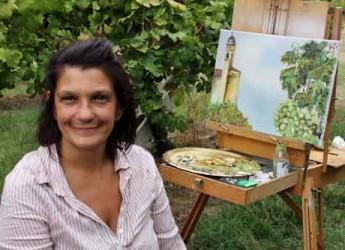 Faenza. Inaugurata la mostra di Paola Alboni 'Artista per caso'. Un evento degli Acquerellisti Faentini.