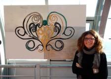 Cesena. 'Vero reale fuori dal ogni schema', inaugurata la mostra di Ramona Ranalli al Tunnel della Piastra Servizi.