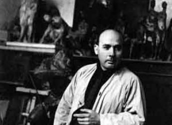 Fusignano. Al Museo San Rocco le opere di Raoul Vistoli nella mostra 'Qui e ora. Il senso del sacro'.