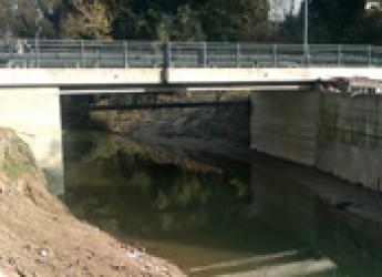 Riccione. Rio Melo – Ponte Via Venezia, conclusi lavori di pulizia del fondale e degli argini.