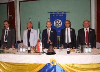 Lugo. Rotary Club. Tracciato il bilancio delle azioni svolte nell'interesse della comunità.