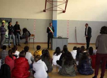 Cesena. A San Carlo inaugurata una nuova 'scuola del sole'. Un impianto fotovoltaico per il fabbisogno energetico.